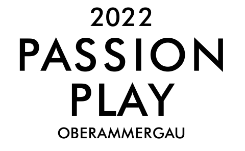 Logo of the Oberammergau Passion Play 2022